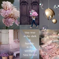 """☆""""Stay true and humble"""" Love Collage, Beautiful Collage, How Beautiful, Beautiful Words, Collages, Fashion Souls, Mood Colors, Palette, Word Pictures"""