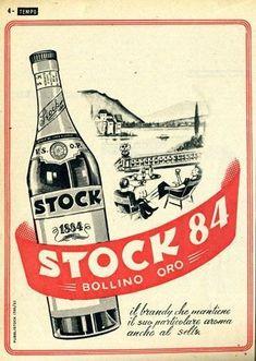 Agosto 1953, Stock 84