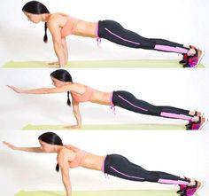 10 exercices pour faire augmenter le volume de votre poitrine grâce au sport - http://Cosmopolitan.fr #correres #deporte #sport #fitness #running