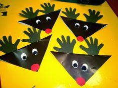 Προσχολική Παρεούλα : Πολλές πολλές Χριστουγεννιάτικες κατασκευές ...