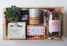Mother's Day Gift Idea: Breakfast In a Box | www.acozykitchen.com