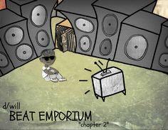 D/WILL | Beat Emporium – Cartoon Chapter 2 ( Free Beattape - Download und Stream ) - Atomlabor Wuppertal Blog