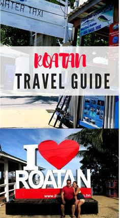 Roatan Travel Guide - Learn what you need to know to plan for your trip to Roatan Honduras so there are no surprises when you get there!