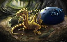 Commission - Hatchlings by =AbelPhee on deviantART
