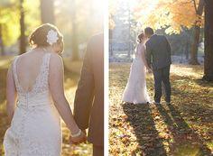 Fall Wedding Photography