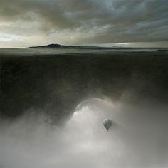 Fantasy Landscape Artworks by Karezoid Michal Karcz