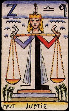 ☼TaroT: El Tarot de Xul Solar Tarot Astrologico, Justice Tarot, Tarot Tattoo, Epic Of Gilgamesh, Occult Art, Tarot Card Decks, Oracle Cards, Archetypes, Cool Art