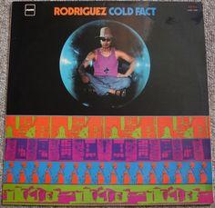 #SearchingForSugarman SIXTO RODRIGUEZ COLD FACT LP South African SXBX 7000 Sugarman SUSSEX 1974 vinyl