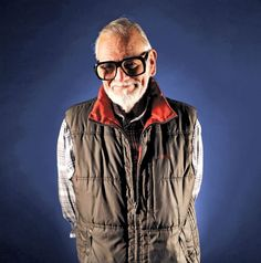 RIP George A Romero...horror genius