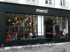 Merci | Paris Bd Beaumarchais 111 IIIème