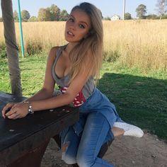 Skinny Russian Teen Irina