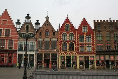 Bruges, Belgium Bruges has become incredibly popular for travellers looking to photograph the lego-like houses in the city centre (pictured above). It still remains to be one of Europe's prettiest little towns, but is now more popular than ever.