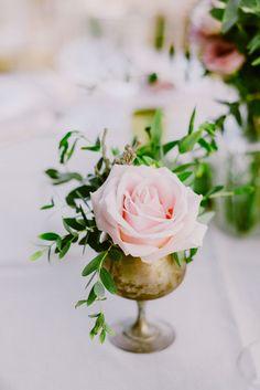 Blush Wedding flowers | wedding reception details | Wedding table decor | Lebanese Wedding Athenian Riviera | Elegant Wedding | Luxury Weddings | Greek Island Weddings | Destination Wedding