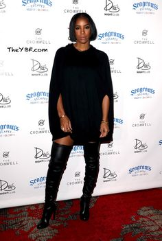 Kelly Rowland #OMGthoseboots                                                                                                                                                                                 More