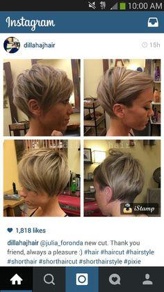 Amazing work of @dillahaj hair