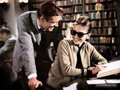 Breakfast at Tiffany's (1961) George Peppard and Audrey Hepburn