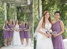 Lake Mary Events Wedding - Corner House Photography - Orlando Wedding Photographer- bride and her bridesmaids