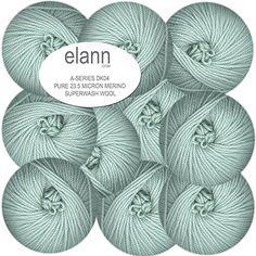 elann DK04 Pure Merino Superwash Wool Yarn | 10 Ball Bag | Mineral Elann http://www.amazon.com/dp/B00L4HK1R0/ref=cm_sw_r_pi_dp_UTe.tb0PKY4EJ