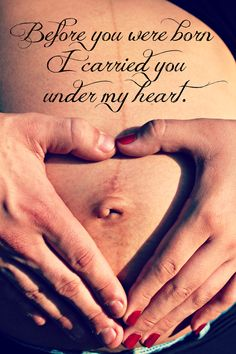 maternity photography pregnancy quote love