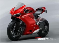 Ducati 1299 Panigale Concept and Visual Art