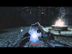 Fastest Way to Get Destruction to 100 in Skyrim Skyrim, Destruction, The 100, Outdoor Decor