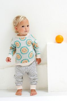 Melon Pullover | Micaela Greg // DeuxParDeux.com // Deux Par Deux // kids clothes // kid style // fashion for kids