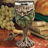 Found it at Wayfair - Forest Spirits Greenman Grendal the Green Goblet