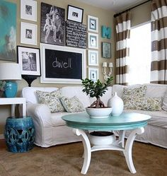 Ideas originales para decorar salones pequeños