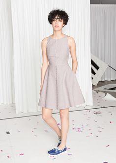 & Other Stories | Rachel Antonoff Striped Dress