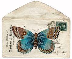 Mail Art form Geninne's art blog on Blogspot.
