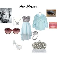 A fashion look from January 2013 featuring hi low dress, Forzieri and man bag. Browse and shop related looks. Hi Low Dresses, Formal Dresses, Lulu Guinness, Marchesa, Freeze, Fashion Looks, Style Inspiration, Movie Outfits, Polyvore