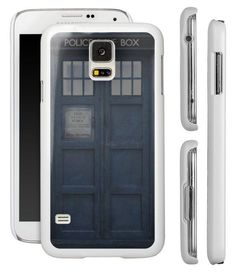 Tardis Dr. Who BBC Samsung Galaxy S5 S4 S3 Phone Case Cover #UnbrandedGeneric