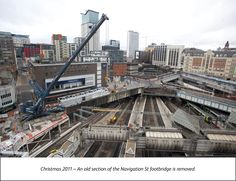 Birmingham New Street : New Street station - past, present & future Birmingham News, Train Stations, Past Present Future, Plans, Railroad Tracks, Britain, Photo Galleries, Construction, Memories