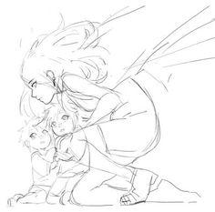 Character Sketches 765893480362490996 - Protection, dessin Source by Drawing Base, Manga Drawing, Manga Poses, Poses References, Drawing Reference Poses, Drawing Tips, Art Poses, Character Drawing, Character Sketches