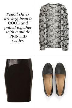 fc2d41327bb Polished and Professional  What to wear to a Vogue fashion internship  Internship Fashion