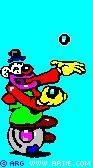 Animierte Menschen und Länder Gifs: Clowns - Gif-Paradies
