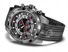 Eberhard Chrono 4 Géant Full Injection Limited Edition