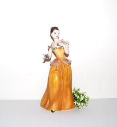Vintage Topaz Lady by CheekyVintageCloset on Etsy, $32.00