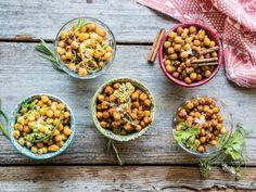 Roasted Chickpeas Five Ways