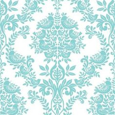 Shop the world's largest marketplace of independent surface designers - Spoonflower Blue And Silver, Pink Blue, Vintage Bathroom Vanities, Sleeping Sun, Climbing Vines, Fabric Animals, Police Box, Damask Wallpaper, Tiny Prints