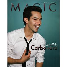 Magic Magazine November 2014 - Michael Carbonaro: Hiding in Plain Sight The Carbonaro Effect is a hit on the truTV network, with twice as many new shows ordered as originally planned. Michael Carbonaro and his team spend their days creating magic that doesn't look like magic, and capturing people's reactions on hidden cameras. Rethinking Dell O'Dell She was one of the busiest get it here: http://www.wizardhq.com/servlet/the-17720/magic-magazine-november-2014/Detail?source=pintrest
