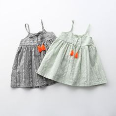 Find More Dresses Information about 2016 Kids Girls Summer Embroider Sundress Tassels Sweet Kids Party Dress Candy Color Cute Baby Clothing,High Quality dress cat,China dress romantic Suppliers, Cheap clothing studs from Everweekend Children Clothes Co.,Ltd on Aliexpress.com