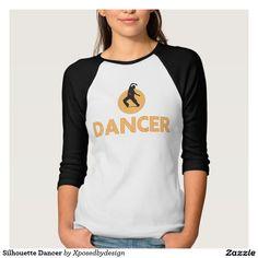 Silhouette Dancer Tshirt