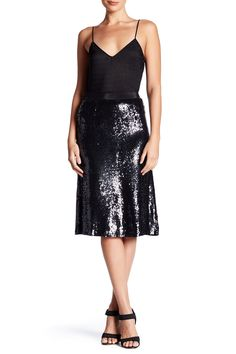 Flared Skirt by Tracy Reese on @HauteLook