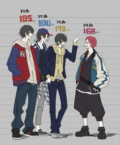 """ブルス子 on Twitter: """"拙僧の身長、2年後山田と再会するときのことを考えると涙出ちゃうな…… """" Anime Guys, Manga Anime, Anime Art, Happy Tree Friends, Otaku, Rap Battle, Drawing Reference, Webtoon, Division"""