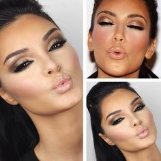 Hon är kurdisk makeup
