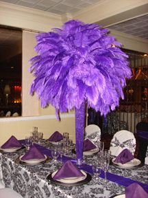 37 Best Feathers Centerpieces Images Feather