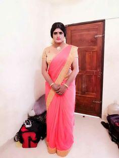 Indian Crossdresser, India Beauty, Indian Dresses, Pretty Boys, Silk Sarees, Beauty Women, Sari, Formal Dresses, Mistress