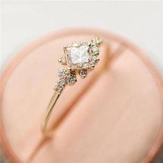 3Pcs//Set Opale de feu argent 925 fashion Femmes Mariage Fiançailles Cadeau Ring SZ 6-10