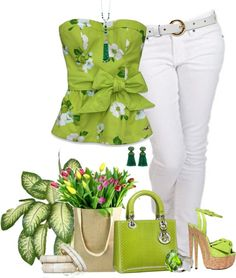 """""""Buquê de Flores"""" by sil-engler ❤ liked on Polyvore"""